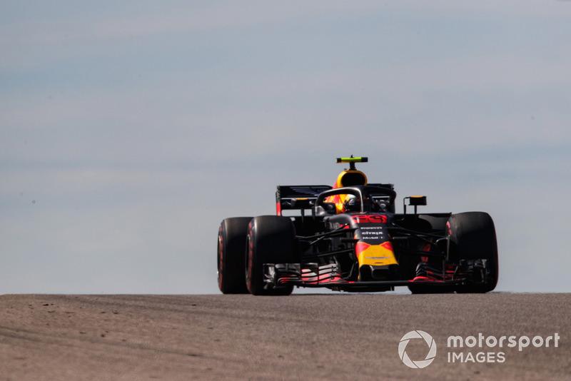 GP de Estados Unidos Max Verstappen