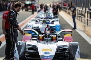 Jean-Eric Vergne, DS TECHEETAH, Lucas di Grassi, Audi Sport ABT Schaeffler, Audi e-tron FE05