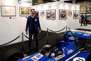 James Claydon of Motorsport Images