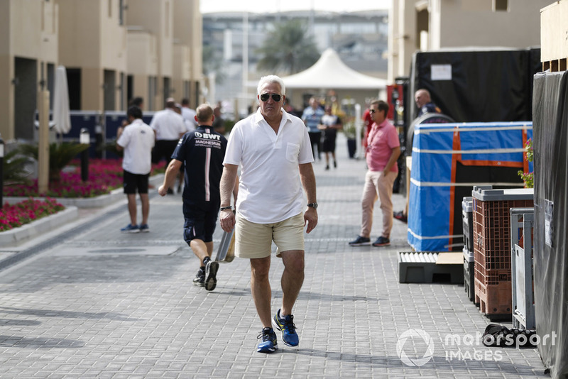 Lawrence Stroll, Racing Point Force India owner