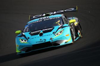 Lamborghini Huracan Super Trofeo Evo #121, Dream Racing Motorsport: Justin Price