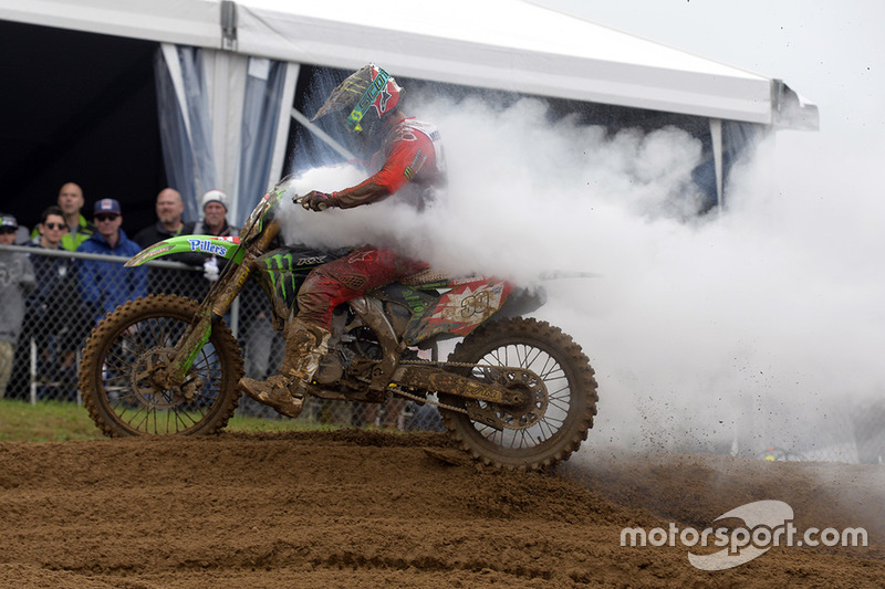 Atmosfera al MX Of Nation a RedBud