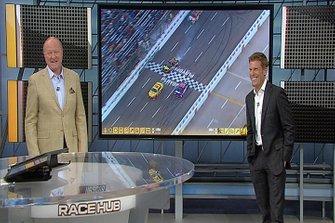 Jamie McMurray, NASCAR Race Hub guest host
