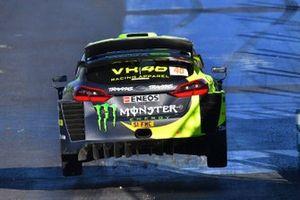 Valentino Rossi, Carlo Cassina, Ford Fiesta WRC