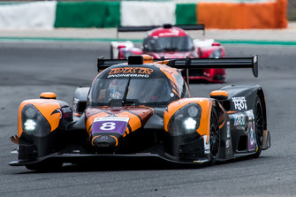 #8 DKR Engineering Ligier JS P3 - Nissan: Christian Vaglio, Marvin Klein, Nicolas Maulini