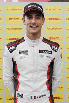 Pole position Race 3, Kevin Ceccon, Team Mulsanne Alfa Romeo Giulietta TCR