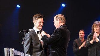 Jeffrey Herlings, Red Bull KTM Factory Racing receives Knight in the Order of Orange-Nassau