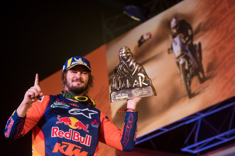 Dakar (motos): Toby Price