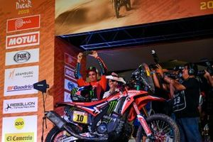 Podyum: Monster Energy Honda Team Honda: JosŽ Ignacio Cornejo Florimo