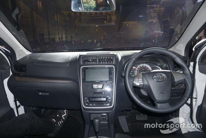 Kemudi Toyota New Avanza