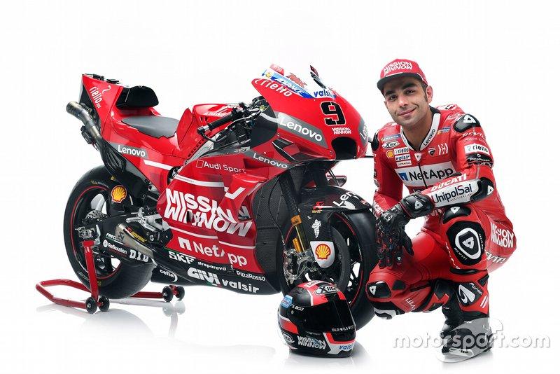 Mission Winnow Ducati - Danilo Petrucci