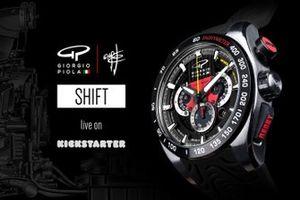 Giorgio Piola SHIFT timepiece