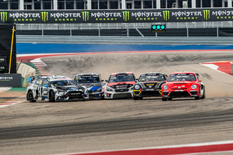 Tanner Foust, Volkswagen Motorsport, Scott Speed, Volkswagen Motorsport