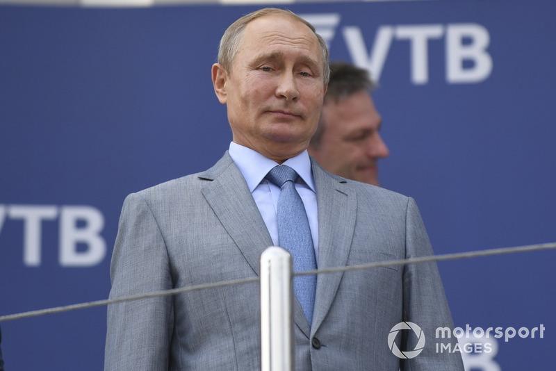Vladimir Putin, Rusya Başkanı