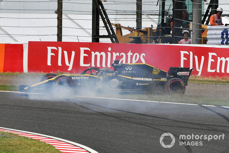 GP Jepang - Nico Hülkenberg (FP3)