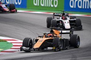 Jack Aitken, Campos Racing et Marcus Armstrong, ART Grand Prix