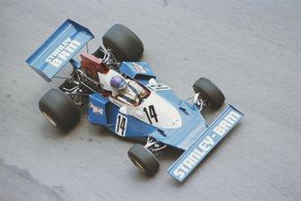 Bob Evans, BRM P201