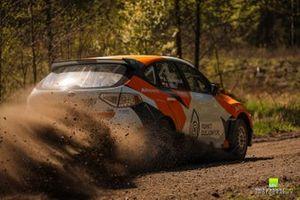 Adrian Chwietczuk, Marcin Hinz, Subaru Impreza