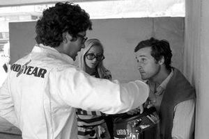 Rolf Stommelen, Brabham, Ignazio Giunti, Ferrari