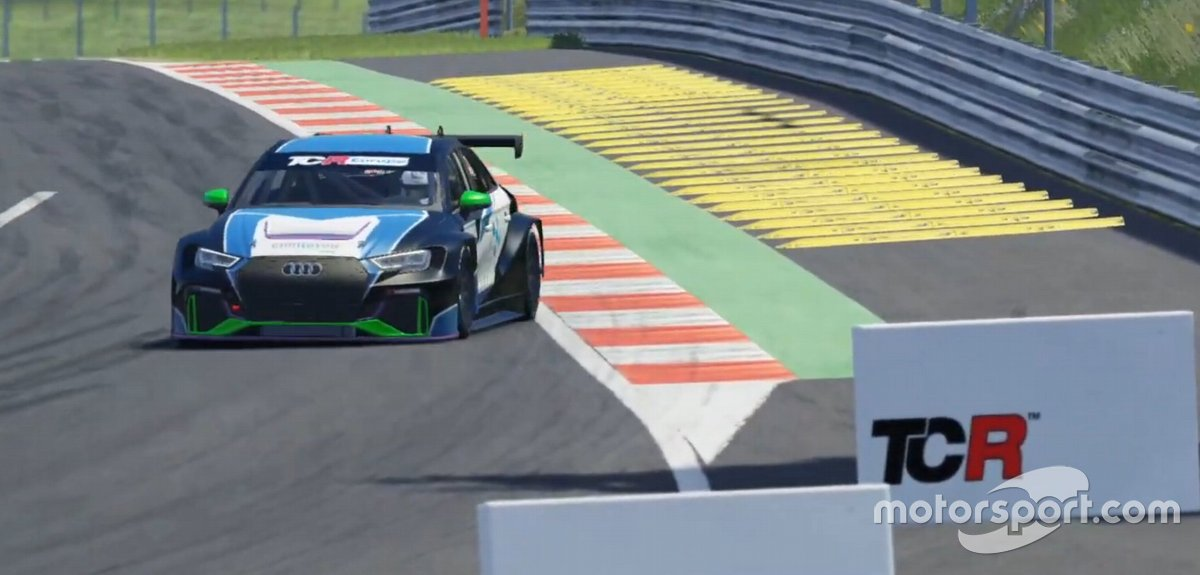 Niels Langeveld, Comtoyou Racing, Audi RS 3 LMS TCR