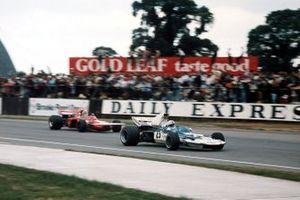 John Surtees, Surtees TS9 Ford, GP di Gran Bretagna del 1971