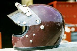 Le casque de Jackie Oliver