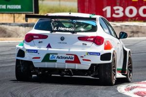 Jay Hanson, Ashley Seward Motorsport, Alfa Romeo Giulietta Veloce TCR