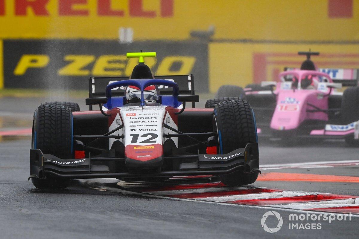 Pedro Piquet, Charouz Racing System, Artem Markelov, HWA Racelab