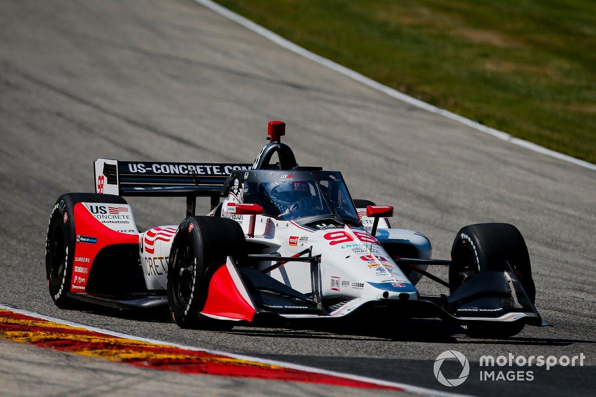 Andretti Herta Autosport w/ Marco Andretti & Curb-Agajanian (Honda)