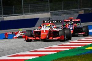 Oscar Piastri, Prema Racing et Oliver Caldwell, Trident