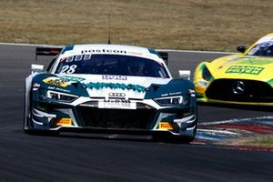 #28 Montaplast by Land-Motorsport Audi R8 LMS: Christopher Haase, Max Hofer.