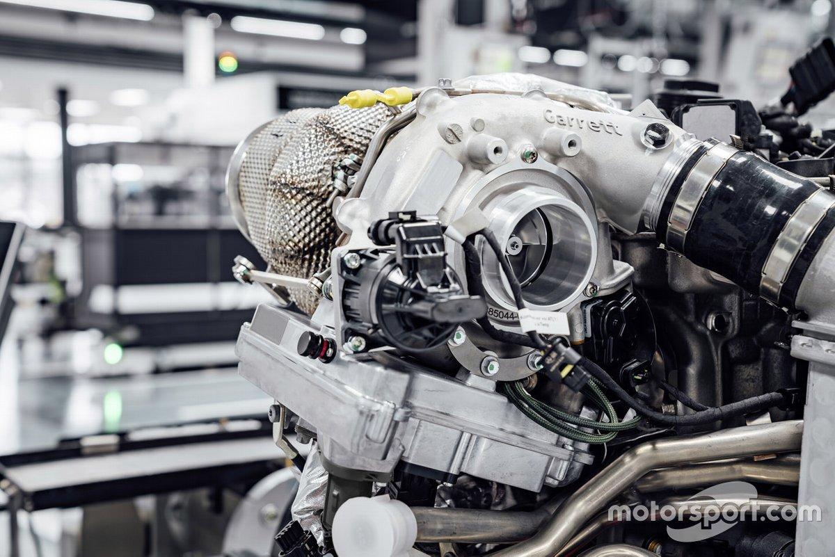 Escape eléctrico de Mercedes-AMG