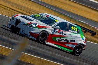 Mineki Okura, M-PROTOTYPING Team STILE CORSE, Alfa Romeo Giulietta Veloce TCR