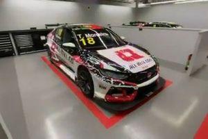 Tiago Monteiro, Munnich Motorsport, Honda Civic Type R TCR