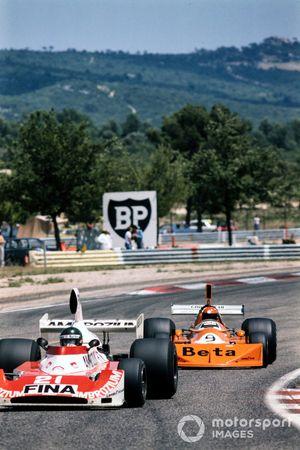 Jacques Laffite, Williams FW04, Vittorio Brambilla, March 751 Ford