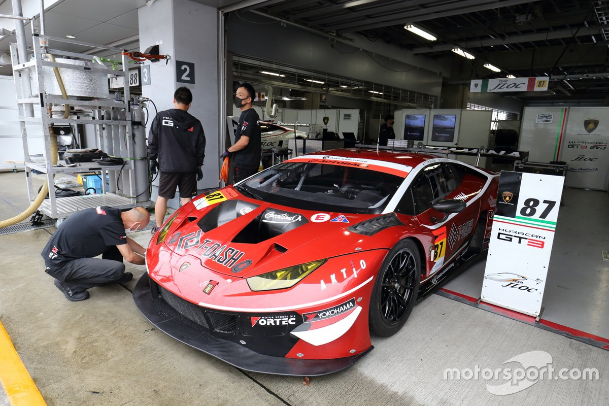 #87 T-DASHランボルギーニ GT3