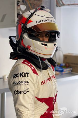 #50 Richard Mille Racing Team Oreca 07 - Gibson: Tatiana Calderon