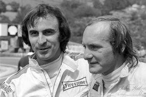 Tim Schenken and Mike Hailwood, Surtees Team