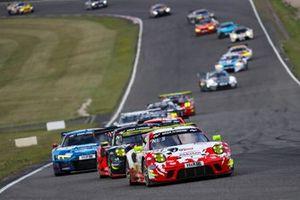 #31 Frikadelli Racing Team Porsche 911 GT3 R: Michael Christensen, Kevin Estre, Felipe Fernandez Laser