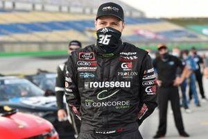 Alex Labbe, DGM Racing, Chevrolet Camaro Larue Snowblowers