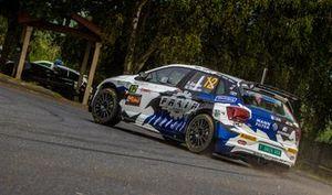Francisco Dorado, Roi Torrente, VW Polo GTI R5