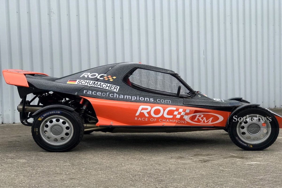 ROC Buggy, Michael Schumacher