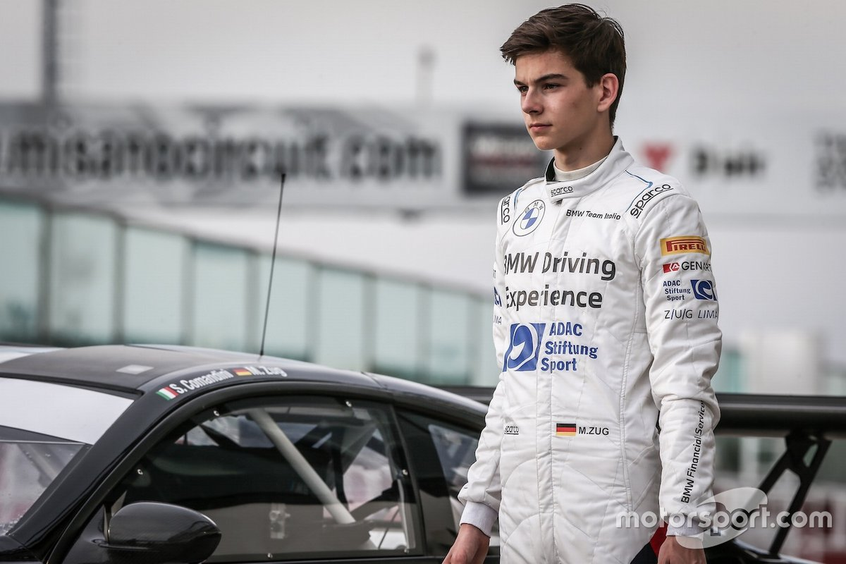 Marius Zug, BMW Team Italia