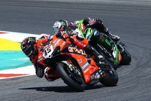 Scott Redding, Aruba.it Racing Ducati, Alex Lowes, Kawasaki Racing Team