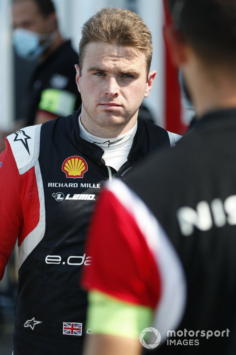 Oliver Rowland, Nissan