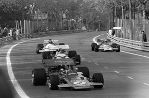 Reine Wisell, Lotus 72C Ford, Pedro Rodriguez, BRM P160, Jean-Pierre Beltoise, Matra MS120B
