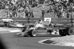 Reine Wisell, Lotus 72C Ford, Jean-Pierre Beltoise, Matra MS120B, GP di Francia del 1971
