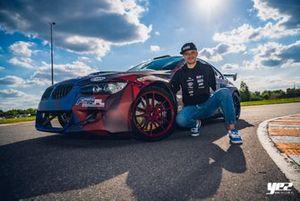 Bartosz Ostałowski, BMW E92