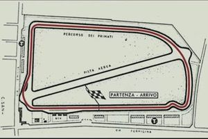 Cover Aerautodromo di Modena: la pista che non c'è più