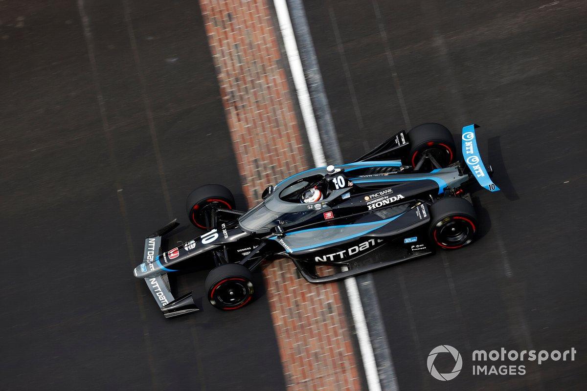 14º Felix Rosenqvist, Chip Ganassi Racing – Honda